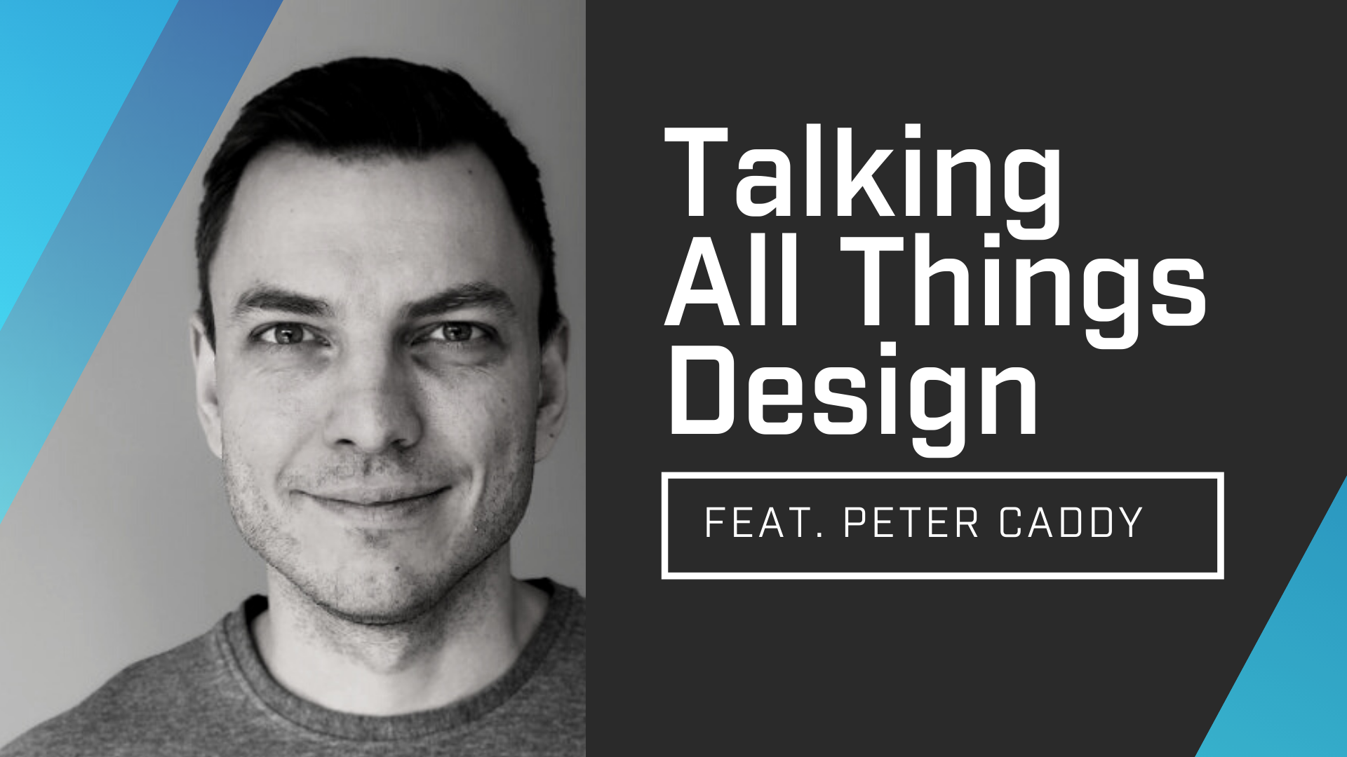 Talking All Things Design Blog Header image